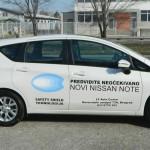 Aleksandar TOdorovic Nissan Note 1.2