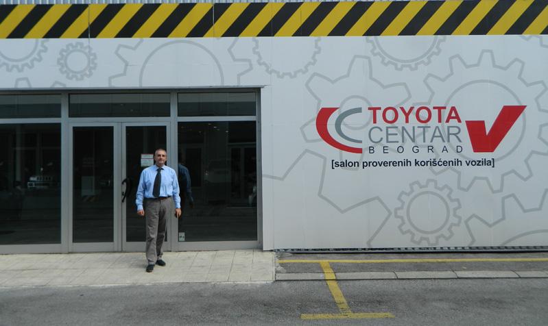Toyota Centar polovnih vozila