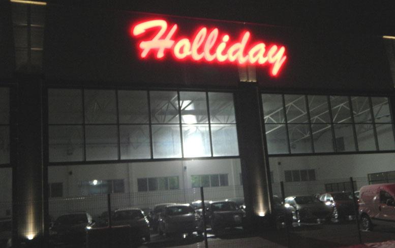 holliday-kilometraza