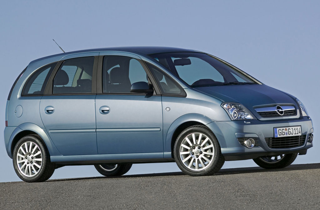 Opel Fusion